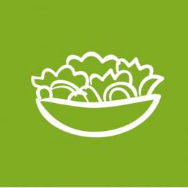 La pasta antipasti (veget)
